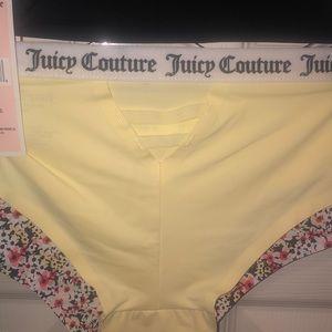 Juicy Couture Intimates & Sleepwear - 🌸Juicy Couture Panties Set of 3🌸
